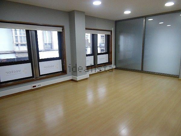 Salón - Oficina en alquiler en calle Fontan, Centro-Juan Florez en Coruña (A) - 329090458