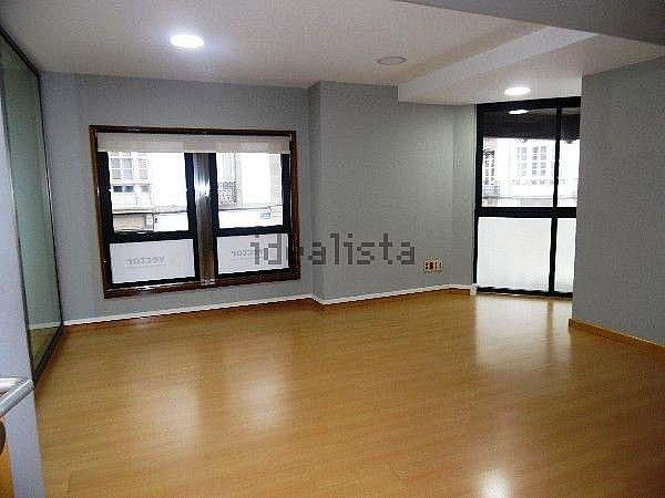 Salón - Oficina en alquiler en calle Fontan, Centro-Juan Florez en Coruña (A) - 329090596