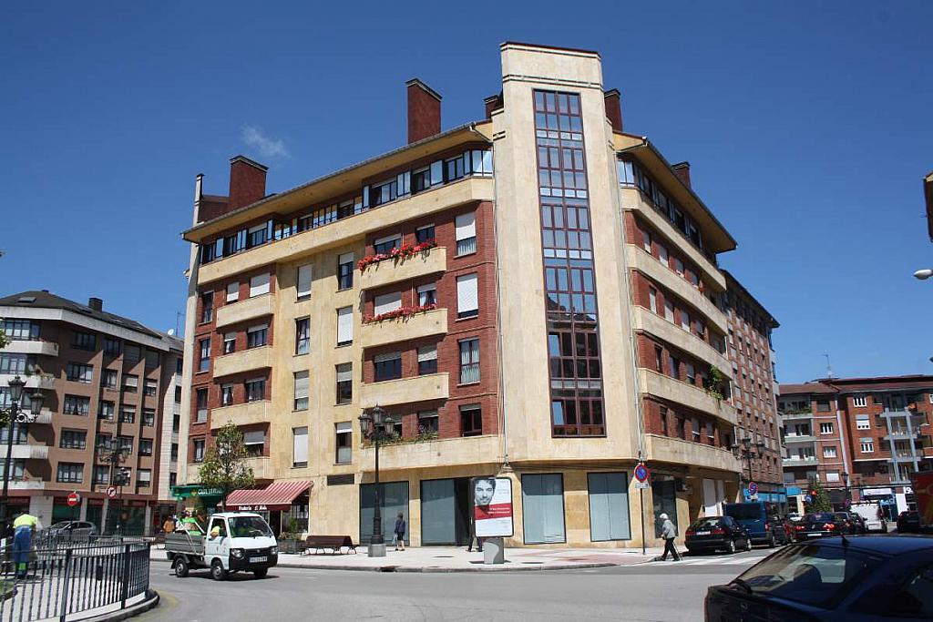 Fachada - Local comercial en alquiler en calle Padre Ferrero, Tenderina en Oviedo - 329096517