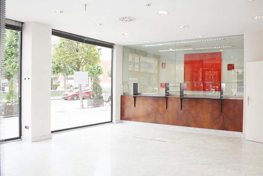 Detalles - Local comercial en alquiler en calle Padre Ferrero, Tenderina en Oviedo - 329096854