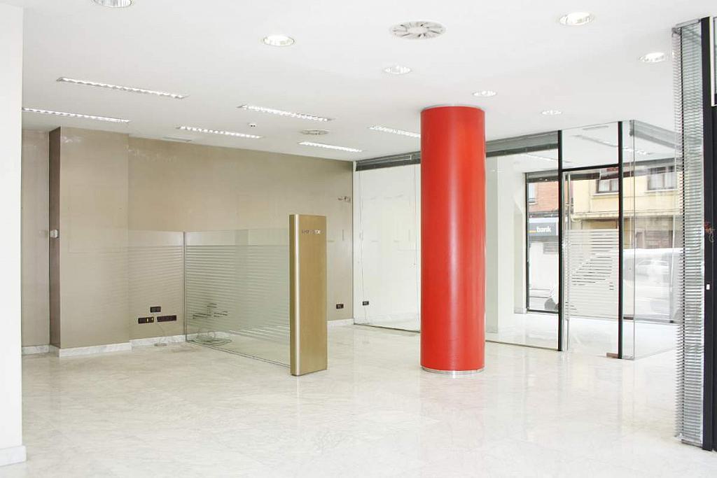Detalles - Local comercial en alquiler en calle Padre Ferrero, Tenderina en Oviedo - 329096914