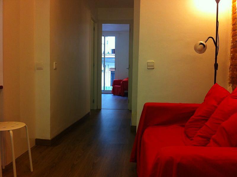 Pasillo - Apartamento en alquiler en calle Escudellers, El Gótic en Barcelona - 329109951