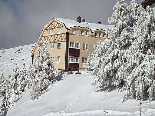 Balcón - Apartamento en alquiler de temporada en urbanización Solynieve, Sierra nevada - 329580978