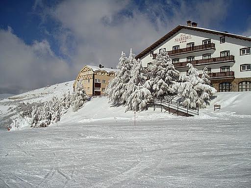 Piscina - Apartamento en alquiler de temporada en urbanización Solynieve, Sierra nevada - 329580982