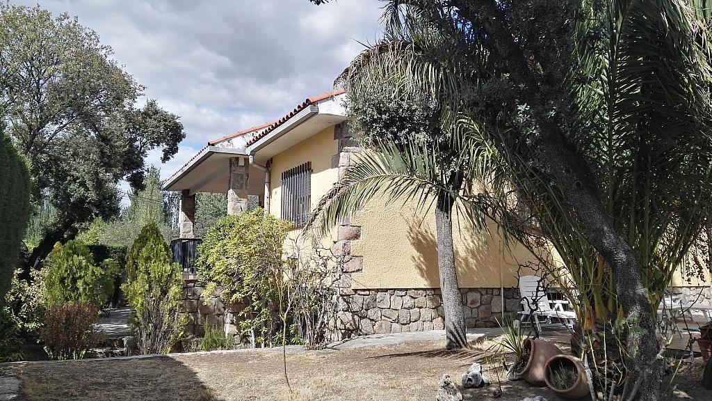 Jardín - Chalet en alquiler en calle San Roque, Colmenar del Arroyo - 329574108