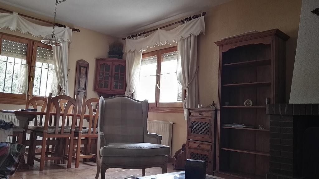 Salón - Chalet en alquiler en calle San Roque, Colmenar del Arroyo - 329574323