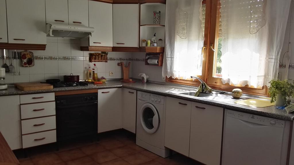 Cocina - Chalet en alquiler en calle San Roque, Colmenar del Arroyo - 329574343