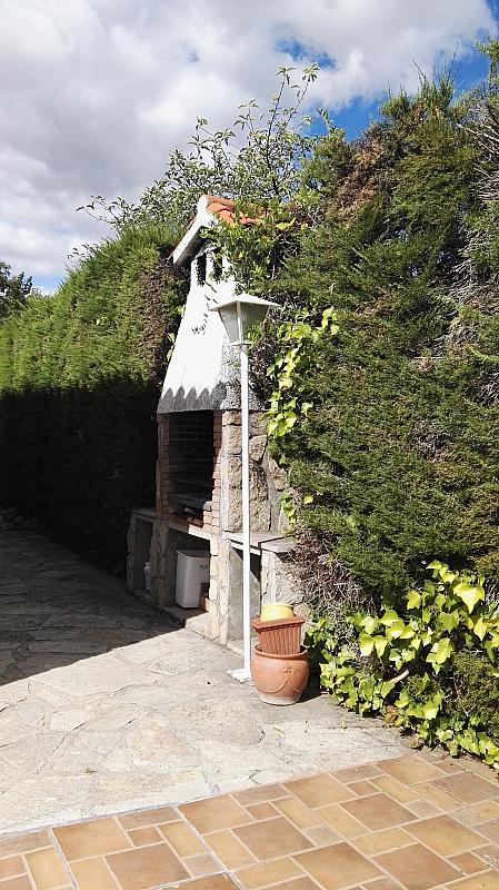 Jardín - Chalet en alquiler en calle San Roque, Colmenar del Arroyo - 329574495