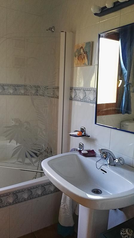 Baño - Chalet en alquiler en calle San Roque, Colmenar del Arroyo - 329574561