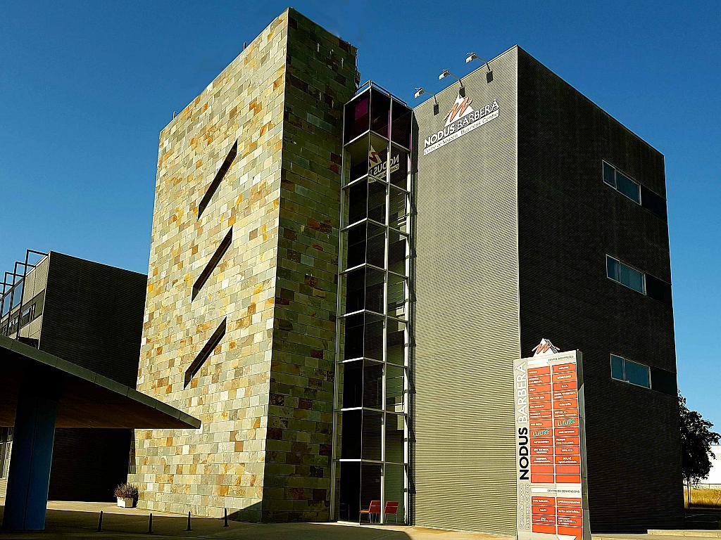 Fachada - Despacho en alquiler en polígono Mogoda, Barbera del Vallès - 329602892