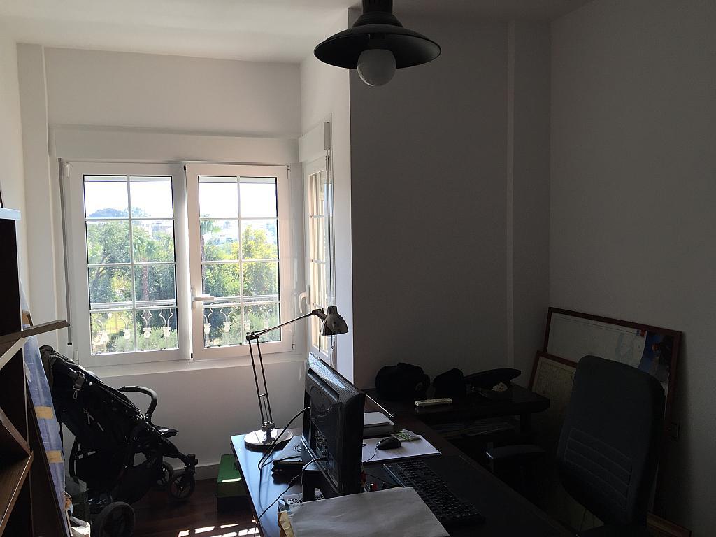 Dormitorio - Piso en alquiler en calle Pintor Sobejano, San Antolin en Murcia - 330050155