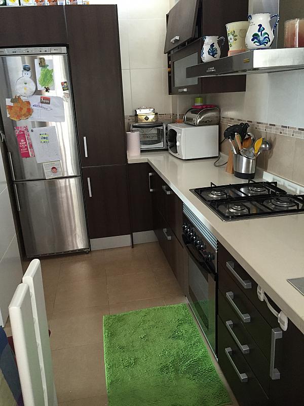 Cocina - Piso en alquiler en calle Pintor Sobejano, San Antolin en Murcia - 330050158