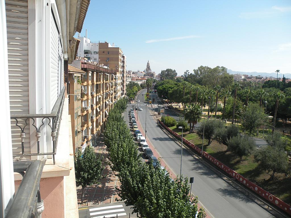 Vistas - Piso en alquiler en calle Pintor Sobejano, San Antolin en Murcia - 330050165
