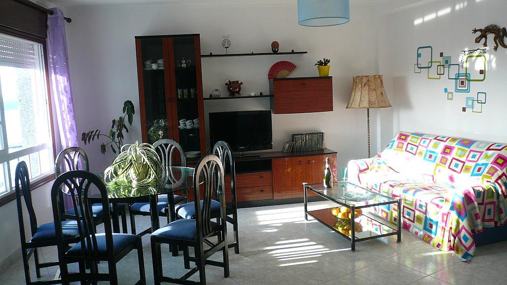 Salón - Piso en alquiler en calle Doctor Otero Ulloa, Marín - 330052240