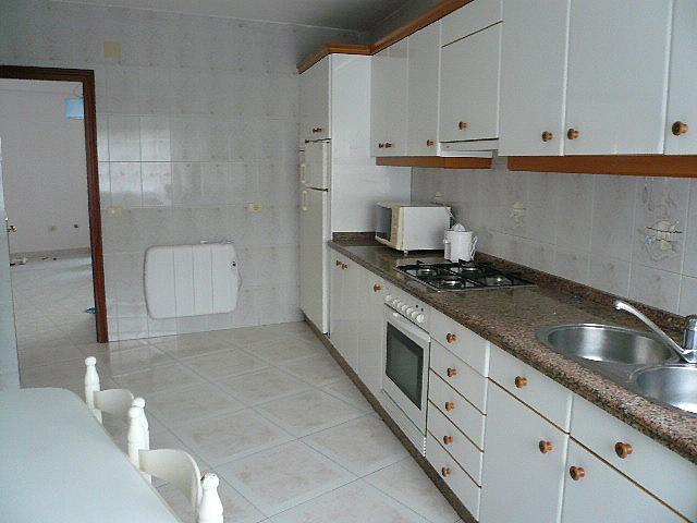 Cocina - Piso en alquiler en calle Doctor Otero Ulloa, Marín - 330052298