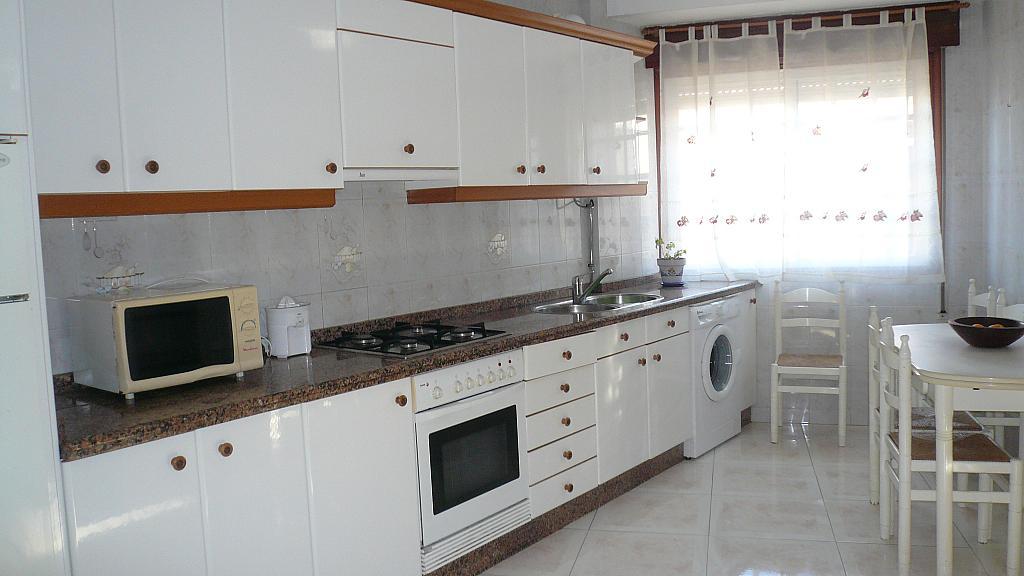Cocina - Piso en alquiler en calle Doctor Otero Ulloa, Marín - 330052302