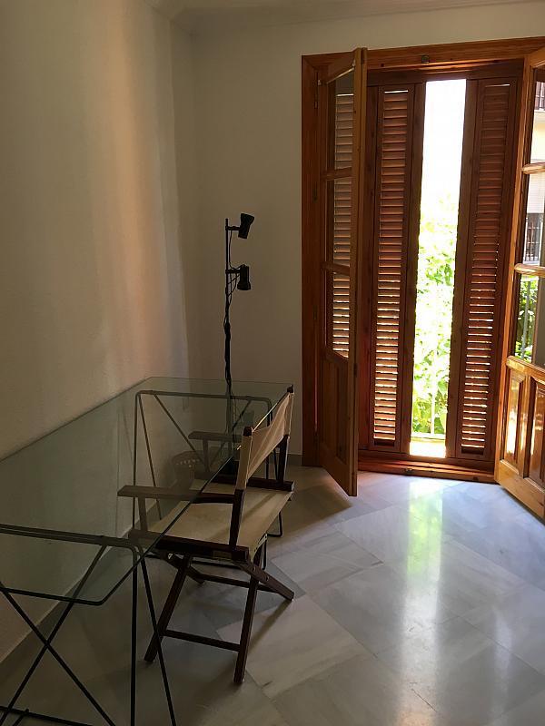 Dormitorio - Apartamento en alquiler en calle Santa Rufina, Feria-Alameda en Sevilla - 330152470