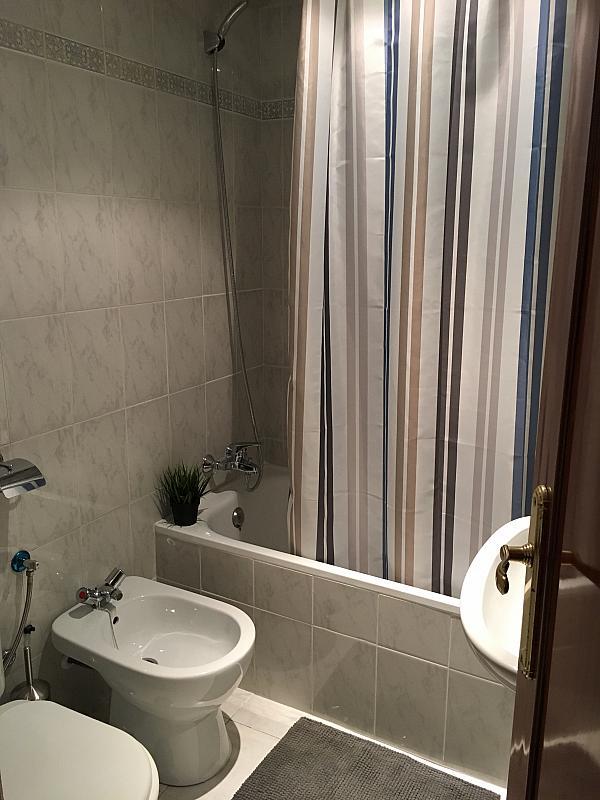 Baño - Apartamento en alquiler en calle Santa Rufina, Feria-Alameda en Sevilla - 330152498