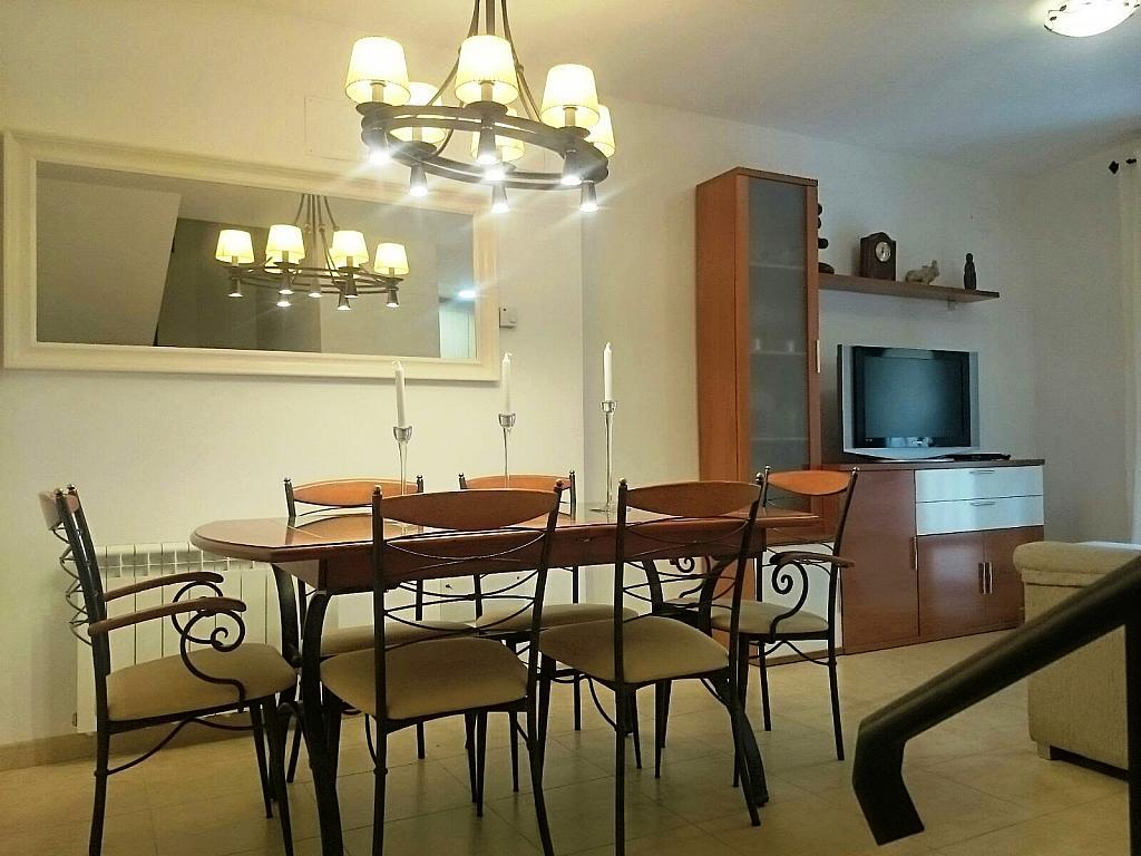 Comedor - Casa adosada en alquiler en calle Nou, Falset - 330426985