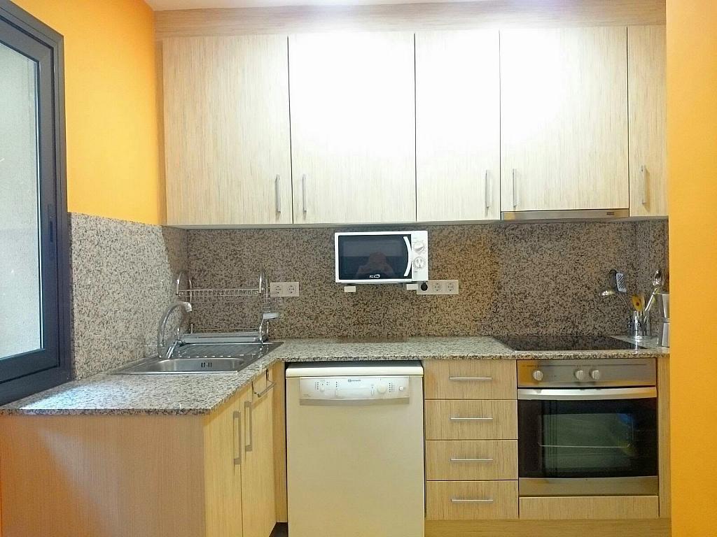 Cocina - Casa adosada en alquiler en calle Nou, Falset - 330426992