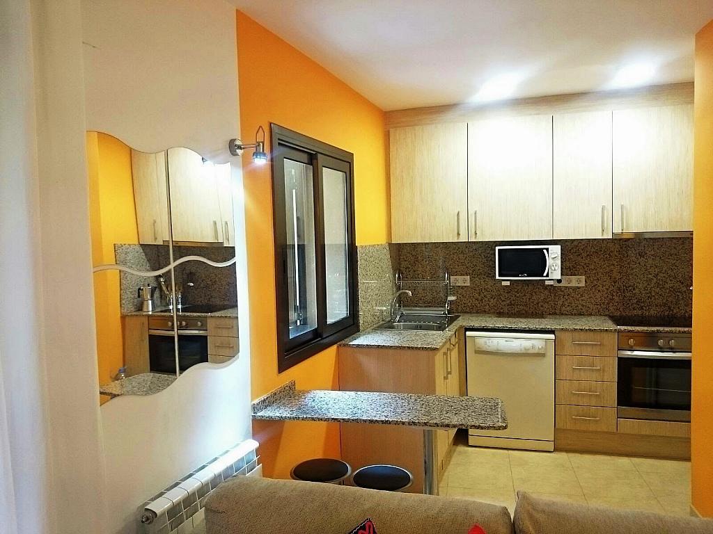 Cocina - Casa adosada en alquiler en calle Nou, Falset - 330427062