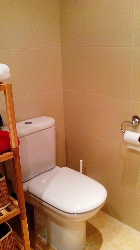 Baño - Casa adosada en alquiler en calle Nou, Falset - 330427455
