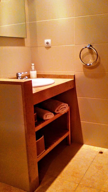 Baño - Casa adosada en alquiler en calle Nou, Falset - 330427551