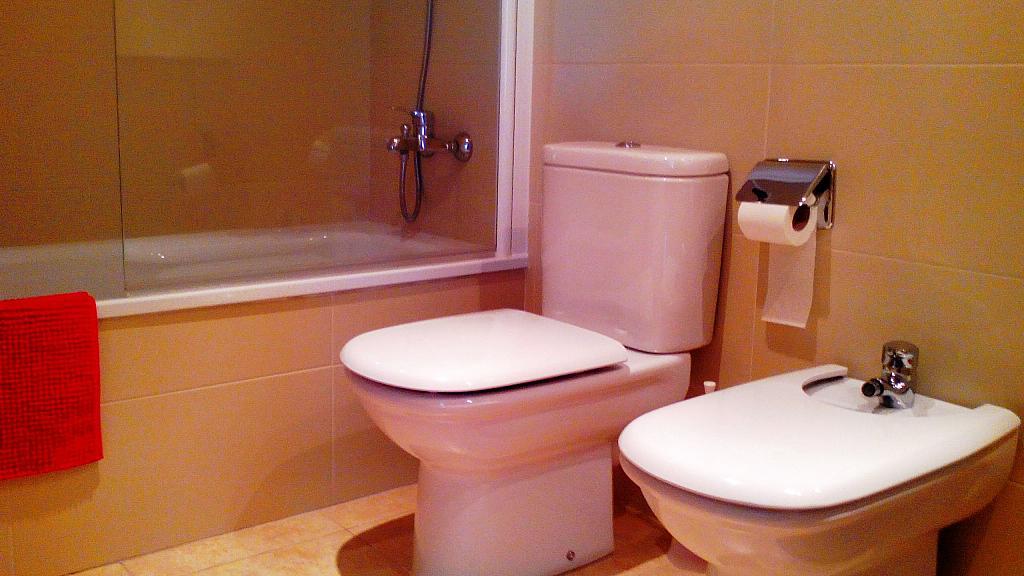 Baño - Casa adosada en alquiler en calle Nou, Falset - 330427598