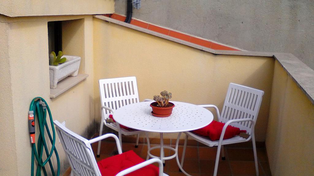 Balcón - Casa adosada en alquiler en calle Nou, Falset - 330427797