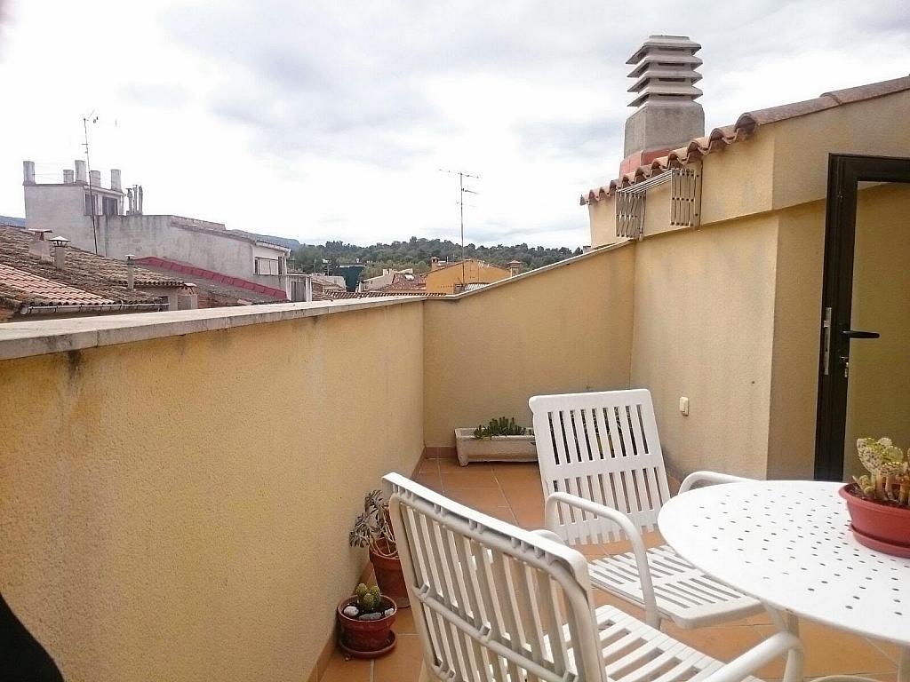 Balcón - Casa adosada en alquiler en calle Nou, Falset - 330427816