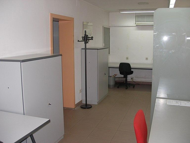 Plano - Oficina en alquiler en calle Oviedo, Eixample en Girona - 330777522