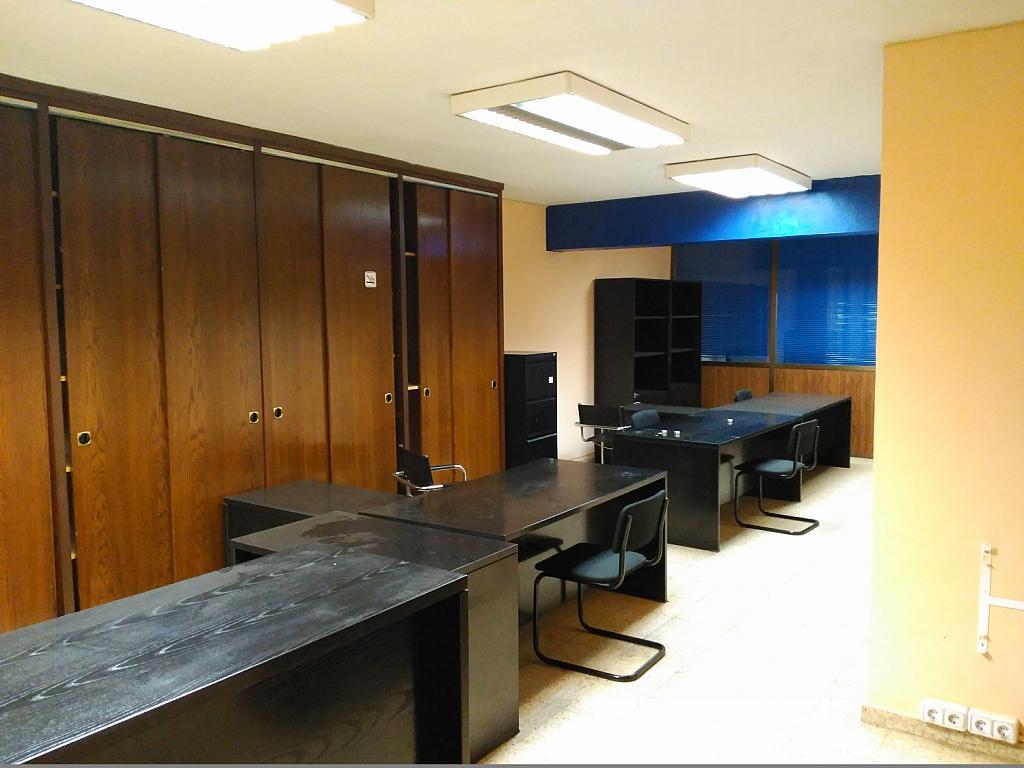 Plano - Oficina en alquiler en calle Creu, Eixample en Girona - 330779619
