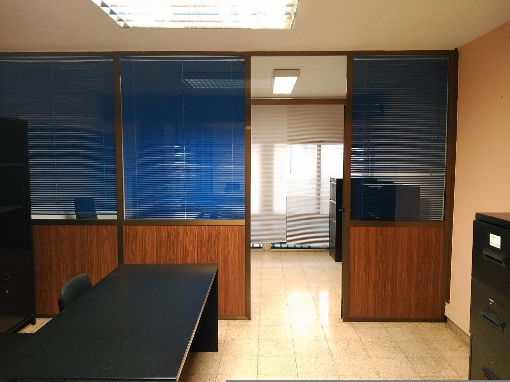 Plano - Oficina en alquiler en calle Creu, Eixample en Girona - 330779623