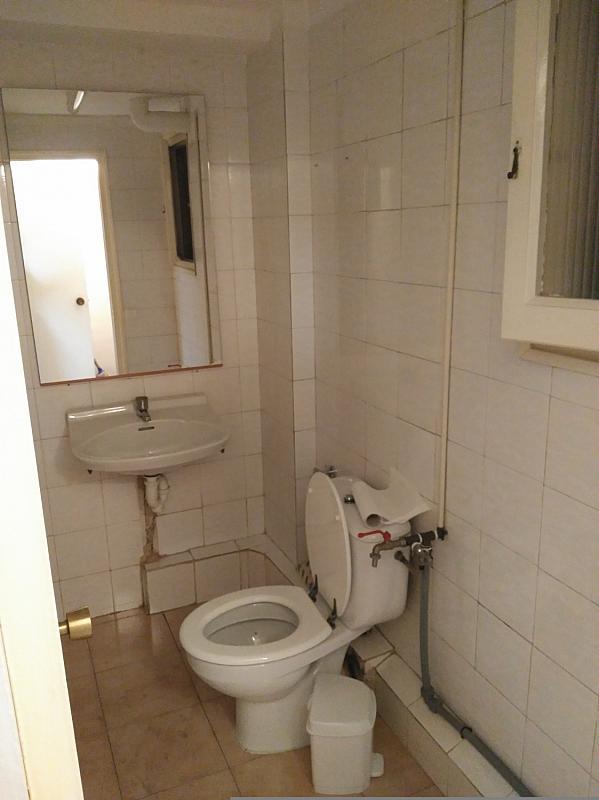 Aseo - Oficina en alquiler en calle Creu, Eixample en Girona - 330779625