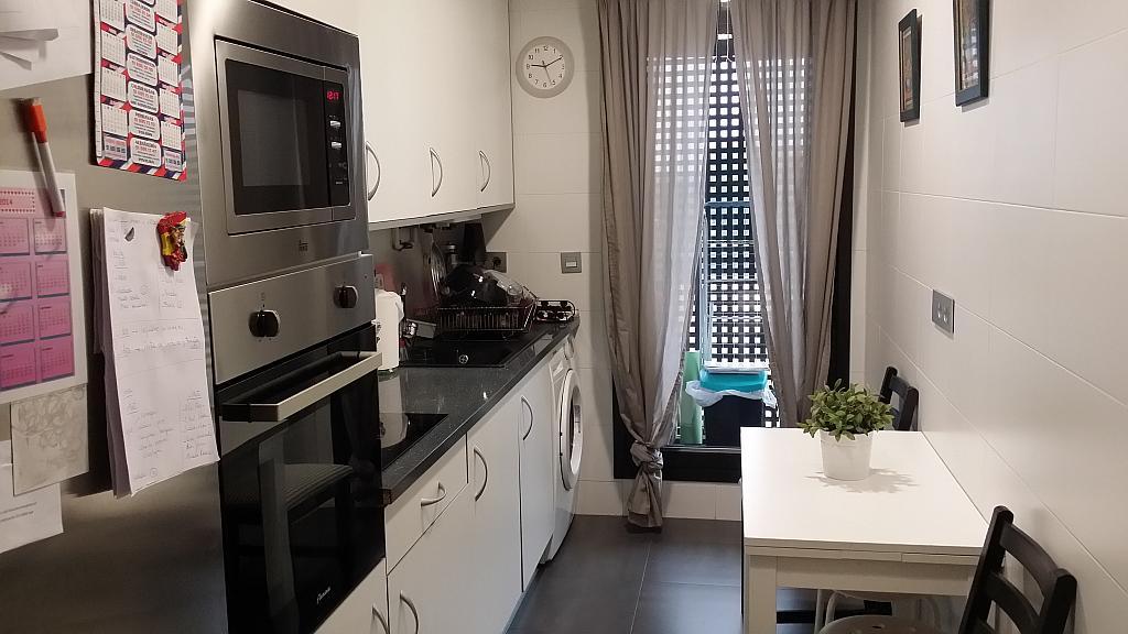 Cocina - Piso en alquiler en calle Balle del Bazan, Torrejón de Ardoz - 330778228