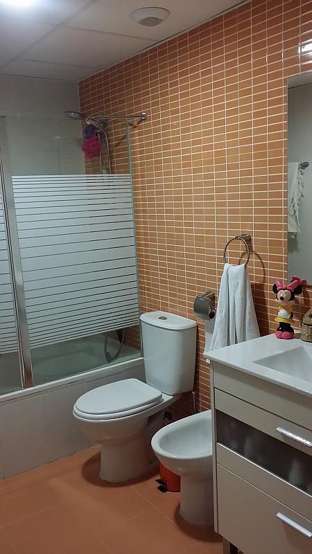 Baño - Piso en alquiler en calle Balle del Bazan, Torrejón de Ardoz - 330778237