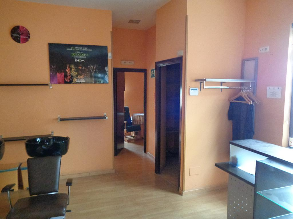 Vestíbulo - Local comercial en alquiler en calle Iglesia, Moralzarzal - 331022667