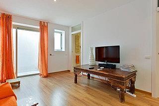 Salón - Piso en alquiler en calle Des Caló, Sant Josep de sa Talaia - 331025427