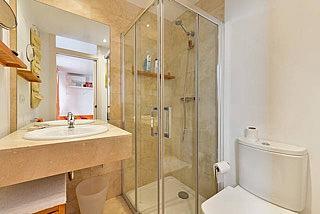Baño - Piso en alquiler en calle Des Caló, Sant Josep de sa Talaia - 331025467