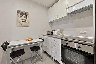 Cocina - Piso en alquiler en calle Des Caló, Sant Josep de sa Talaia - 331025482