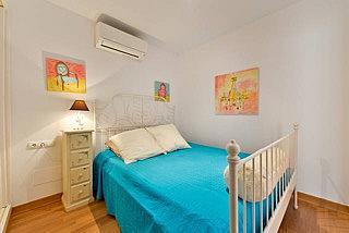Dormitorio - Piso en alquiler en calle Des Caló, Sant Josep de sa Talaia - 331025491