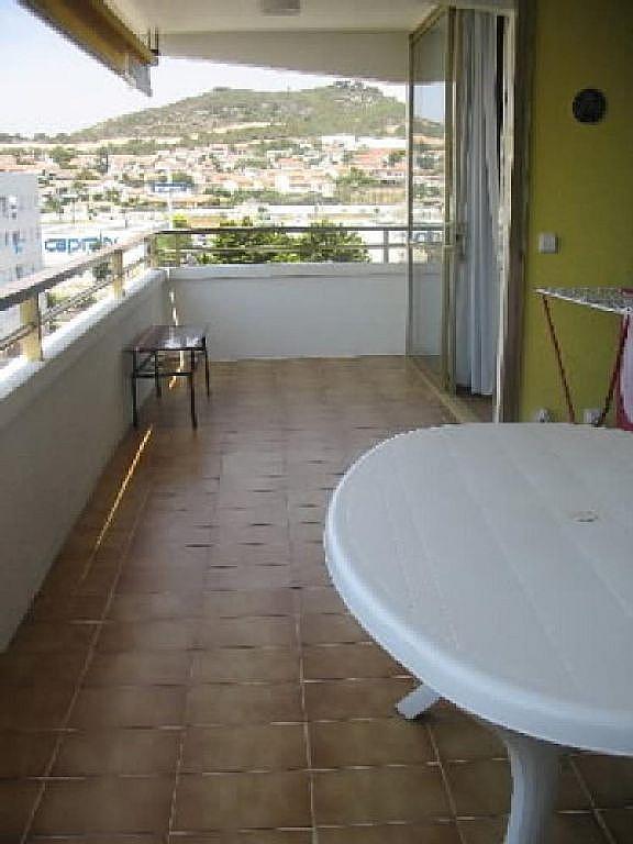 Terraza - Apartamento en venta en calle Joan Salvat Papasseit, Mas Mel en Calafell - 331030648