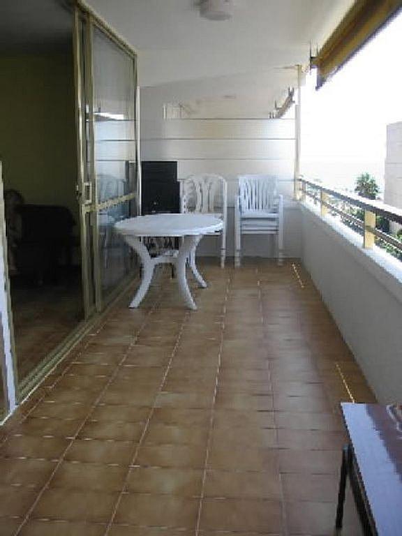 Terraza - Apartamento en venta en calle Joan Salvat Papasseit, Mas Mel en Calafell - 331030660