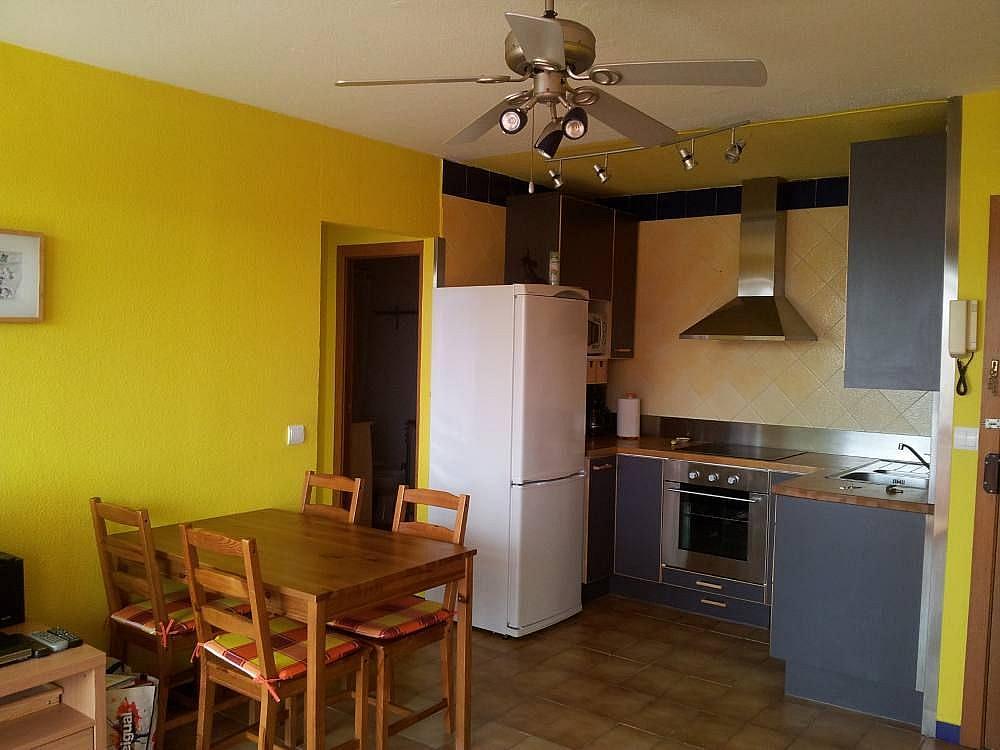 Cocina - Apartamento en venta en calle Joan Salvat Papasseit, Mas Mel en Calafell - 331030739