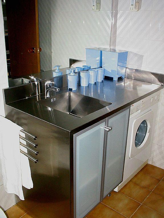 Baño - Apartamento en venta en calle Joan Salvat Papasseit, Mas Mel en Calafell - 331030759