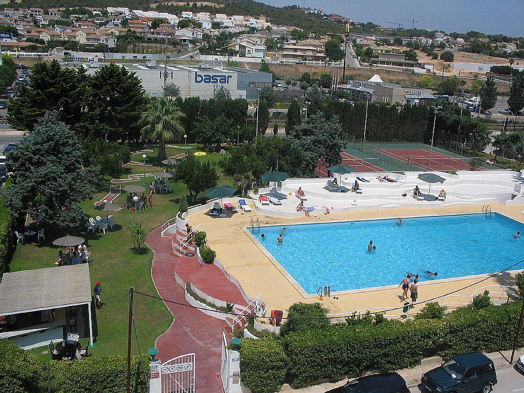 Vistas - Apartamento en venta en calle Joan Salvat Papasseit, Mas Mel en Calafell - 331030766
