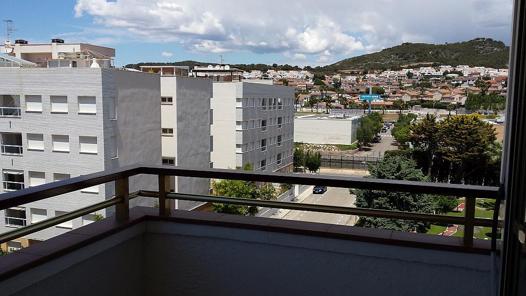 Vistas - Apartamento en venta en calle Joan Salvat Papasseit, Mas Mel en Calafell - 331626205