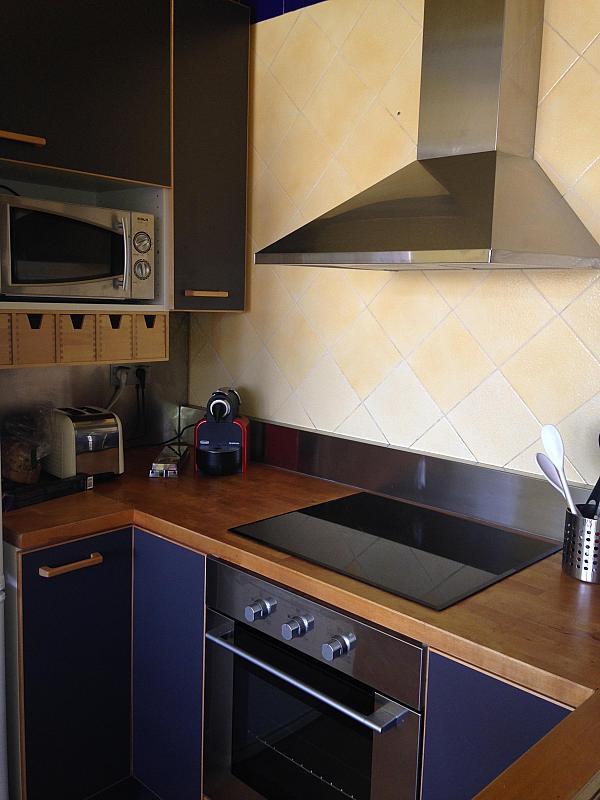 Cocina - Apartamento en venta en calle Joan Salvat Papasseit, Mas Mel en Calafell - 331626207