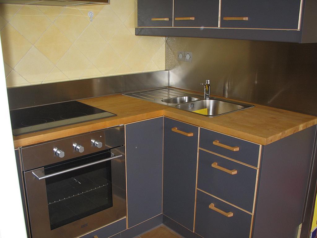 Cocina - Apartamento en venta en calle Joan Salvat Papasseit, Mas Mel en Calafell - 331626232
