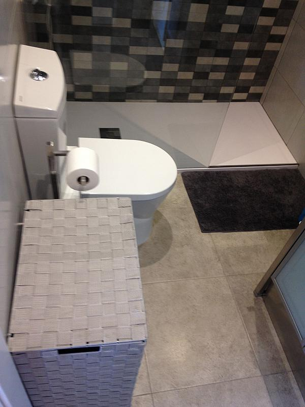 Baño - Apartamento en venta en calle Joan Salvat Papasseit, Mas Mel en Calafell - 331626251